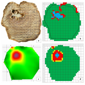 Extensively damaged trees tested with acoustic tomography considering tree stability in urban greenery
